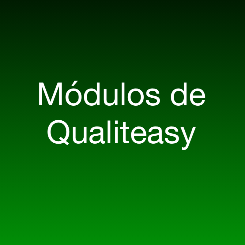módulos qualiteasy para entradas de presentación de módulos
