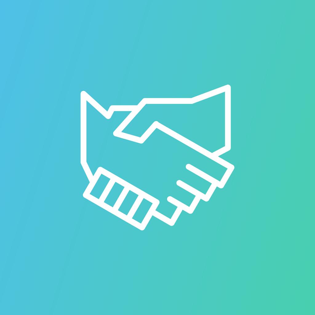 business, agreement, hands